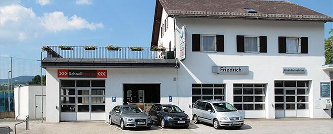 W. Friedrich GmbH & Co KG